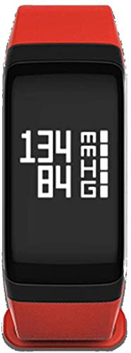 hwbq Bluetooth IP68 impermeable reloj de fitness Tracker Smartwatch presión arterial monitor de sueño, pantalla táctil, contador de pasos