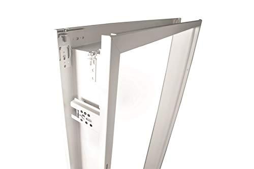 Novoferm Stahlzarge Z GK Profil 23/1645 3-teilig für Ständerwerk 100 1250 x 2125 mm Zarge Trockenbau
