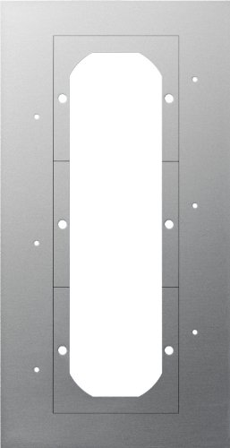 Gira 129800 Montageplatte 3-fach