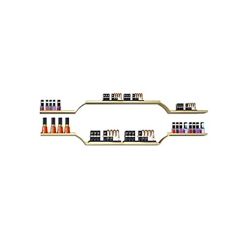 Étagère Murale de Support de Vernis à Ongles, Support de Vernis à Ongles, Stockage de Vernis à Ongles, utilisé pour Le présentoir de Vernis à Ongles, Support de Stockage d'huile Essentielle, Support