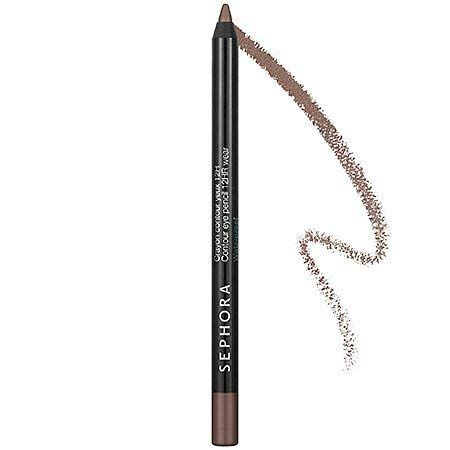 SEPHORA COLLECTION Contour Eye Pencil 12hr Wear Waterproof 0.04 Oz 15 Flirting Game - Taupe
