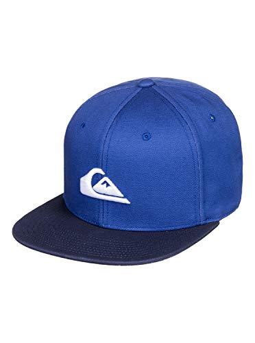 Quiksilver Chompers - Gorro para hombre - Azul - Talla Única