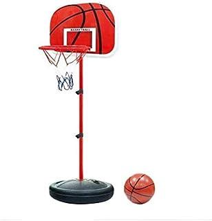 Adjustable 150cm Kids Basketball Back Board Stand & Hoop Set For Children Gift