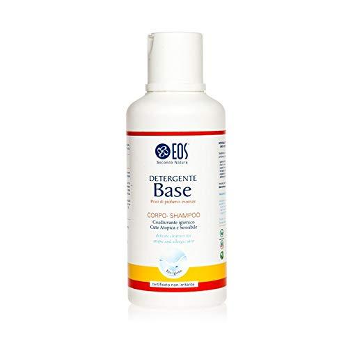 Base Detergente 500 ml - Eos Natura Cute ipersensibile e reattiva