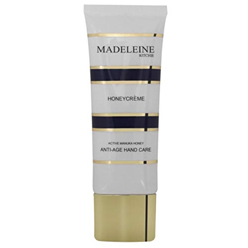 Madeleine Ritchie New Zealand Active Manuka Honey Anti-Aging Moisturising Hand Cream 40ml