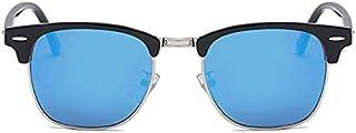 Sojos Clubmaster Sunglasses for Men - Lens, SJ5018 SJ1043 SJ2019