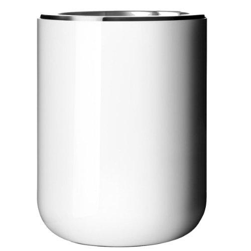 Menu Zahnbürstenhalter weiss 8.5 x 8.5 x 11 cm,Ÿ 7700609