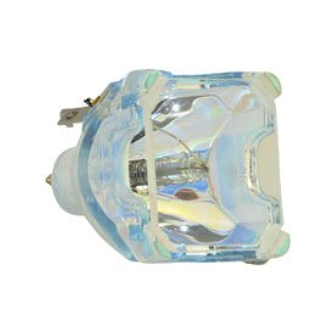引き付ける独立したフォームNEC VT770+ 裸ランプ専用 プロジェクター用テレビランプ電球 技術的精密交換品