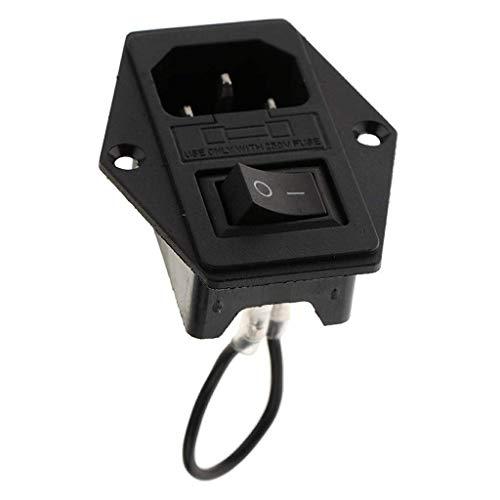 Printer Accessories Power Supply 3D Printer Compliments Convenient Spare Parts Comfortable