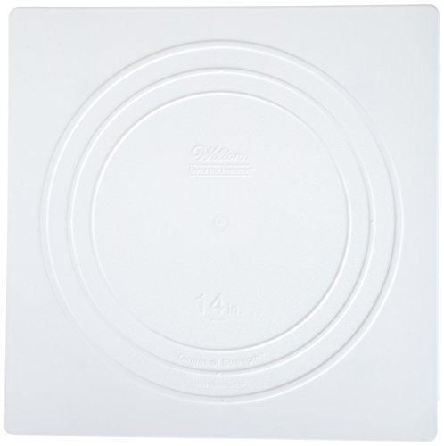 Wilton Brands Decorator Preferred Plaque carrée 35,5 cm