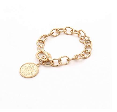 Armband Al-Sl30514 / Münzarmband Der Königin