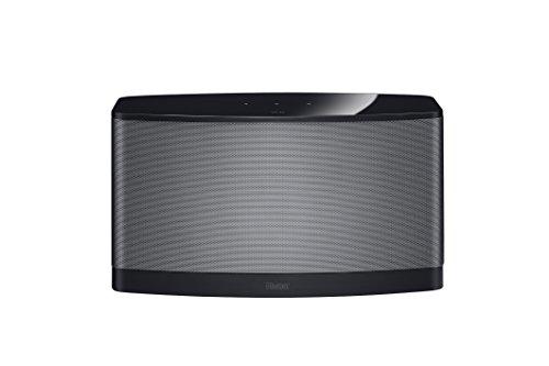 Magnat CS 40 | Multiroom Lautsprecher mit Sound in HiFi-Qualität | iOS und Android - schwarz