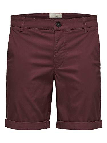 SELECTED HOMME Male Shorts SLHPARIS Regular FIT - XXLWild Ginger