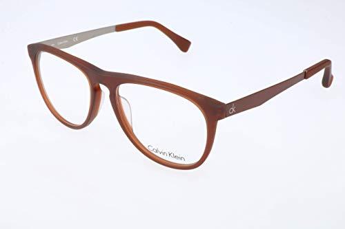 Calvin Klein cK Frame CK5888 201 -54 -16 -145 oK Oval Brillengestelle 54, Red