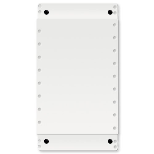 ON-Q Enclosures - Mounting Plates Mounting Bracket for 3RD Party Enclosures (AC1020)