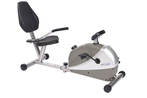 Stamina Magnetic Resistance Recumbent Exercise Bike