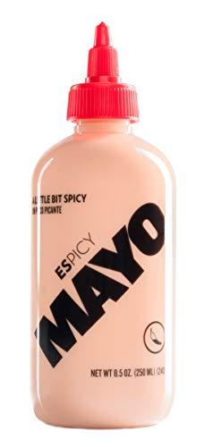 ESPICY Mayo 250 ml - 240 gr   Mayonesa con un toque   Combinada con salsa ESPICY   Hecha en España