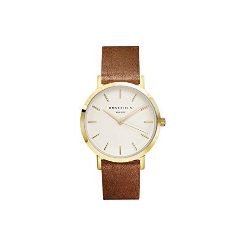 Rosefield Unisex Erwachsene-Armbanduhr GWBRG-G34