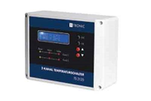 H-Tronic TS 2125 Multifunktions-Temperaturschalter -55 bis 125 °C