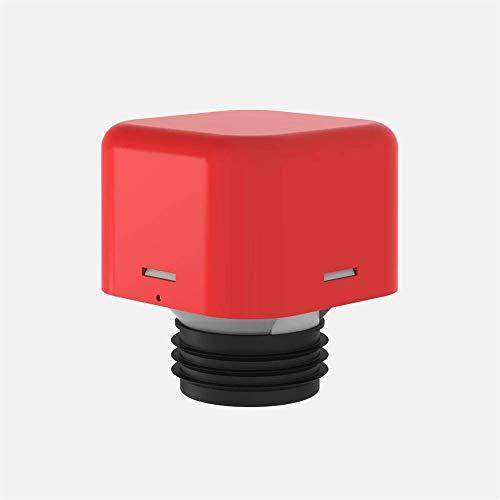 Sanit Rohrbelüfter ventilair Außenbereich DN 70-100 tonrot 11A23000099