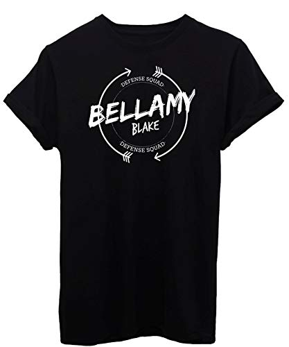 iMage T-Shirt Bellamy Blake The Hundred 100 - Serie TV - by Donna-S-Nera