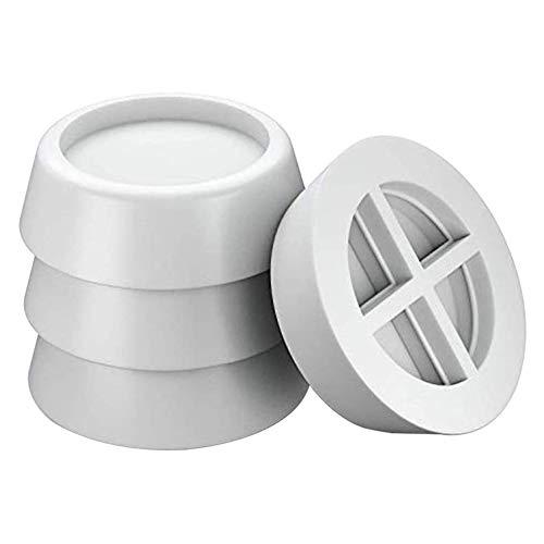 ADAGG 4 unids/set de goma de la pierna anti-vibración antideslizante refrigerador silla pies de escritorio esteras lavadora choque almohadillas
