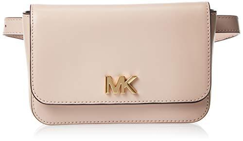 Michael Kors Damen Mott Bag, Pink (Soft pink), 4x12x17 cm