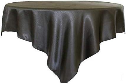 CRTTRC 145cm 175cm Super sale 180cm 228cm Satin price Tablecloth Diameter Round F