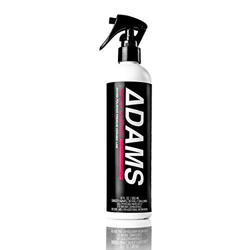 Adam's Ceramic Spray Coating – A True Nano Ceramic Spray Protection for Car, Boat & Motorcycle...