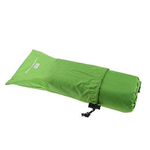 Colcolo Lona Impermeable Sun Rain Shade Footprint Groundsheet 210 Cm X 180 Cm - Verde
