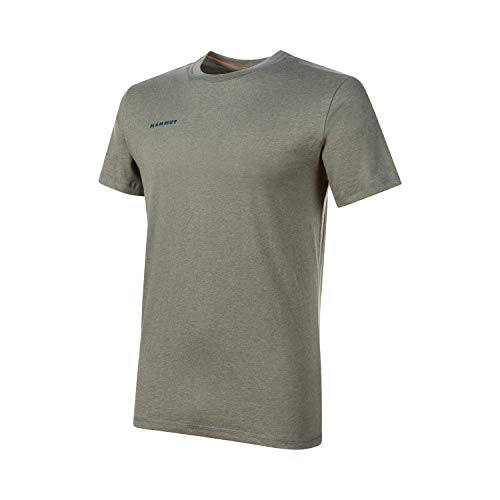 Mammut Sloper T-Shirt Homme Tin Mélange FR: S (Taille Fabricant: S)