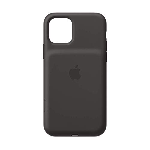 Apple Smart Battery Case con Ricarica Wireless (per iPhone 11 Pro), Nero
