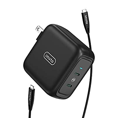 USB C Charger for MacBook Pro, imuto 90W Laptop...