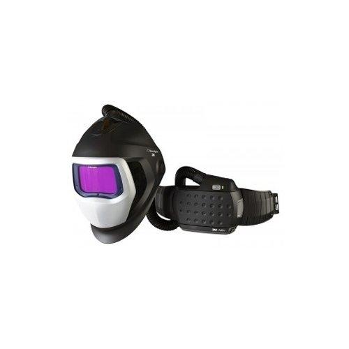 AES S.1230–Speedglas 9100X X casco de automático con Adflo con respirador, 9100X X