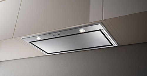 Faber-Castell 110.0357.341 Hotte/encastrable avec cagoule/99 cm/abluft/chaleur tournante