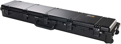 Pelican Storm iM3410 Rifle Case with Foam (Black)