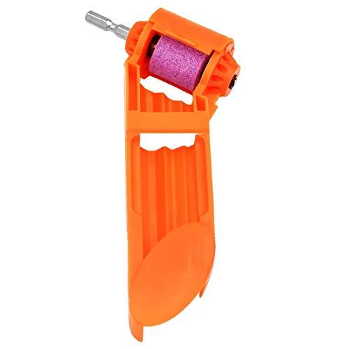 Juego de brocas Afilador de broca portátil 2-12.5mm Muela abrasiva de corindón para afilador de taladro Herramientas eléctricas Amoladora Herramientas