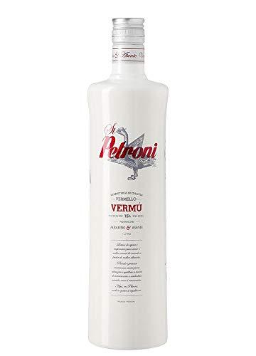 St Petron Vermú Vermello 'Spanischer Wermuth' Rot, 1000 ml