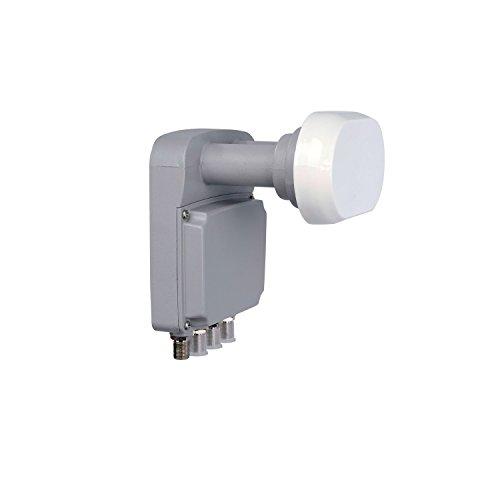 M7 DUO LNB Astra 1 19,2 oost en Astra 3 23,5 oost voor 60 cm ontvang.