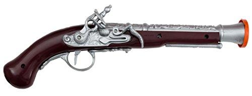 Pistola de pirata 34 cm