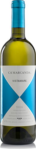 Toscana IGT Vistamare Ca' Marcanda 2016 Gaja Bianco Toscana 13,5%
