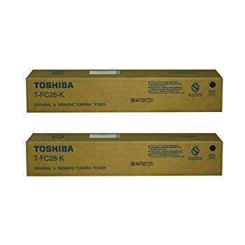 4 Assorted Toner Cartridges Bulk: CTTFC34U Replacement for Toshiba TFC-34U; Models: E-Studio 287CS Myriad Compatible Assorted Toner Cartridges 347CS etc; Asst Colors BCMY Ink 287CSL