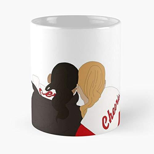 Brittany Pierce Lopez Glee S Brittana Santana Best 11 oz Kaffeebecher - Nespresso Tassen Kaffee Motive