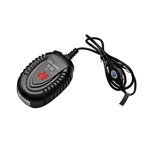 calefactor con termostato digital de la marca Generic
