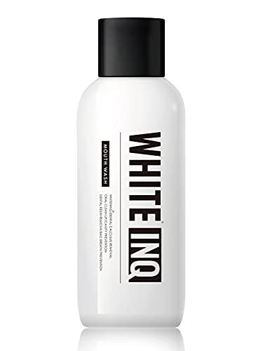 マウスウォッシュ ホワイトニング【 口臭 が気になる人に 】 WHITE - INQ (ホワイトニング) 「 口臭ケア 用...