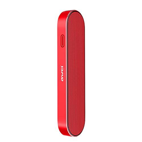 HIOD Y220 Inalámbrico Bocina Bluetooth Mini Al Aire Libre Calidad de Sonido Clara Subwoofer...