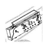 SCHEDA ELETTRONICA CONFIGURATA LAVATRICE REX ELECTROLUX ZANUSSI RWF 10180 W