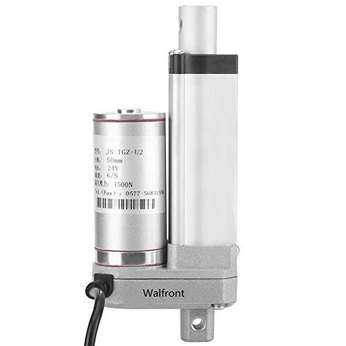 Actuador Lineal de 12v DC Actuador Motor Elctrico...