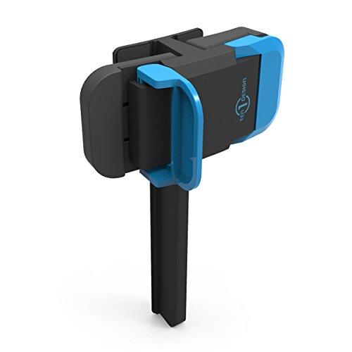 【日本正規代理店品】Ten One Design Mountie (iPhone、iPad用サブディスプレイ・マウントアダプタ) ブルー...