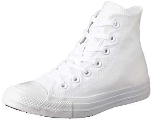 Converse Chuck Taylor CT As SP Hi, Zapatillas Altas Unisex Adulto, Blanco (Blanc Optical), 39 EU